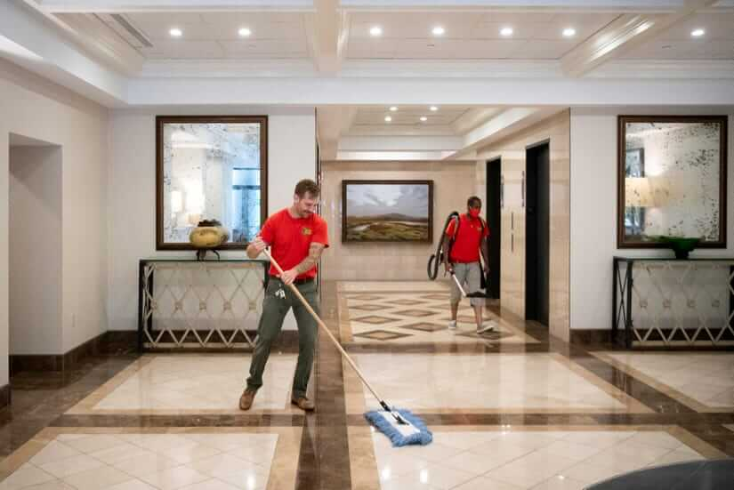 Executive Building Solutions | Commercial Cleaning in Knoxville,TN